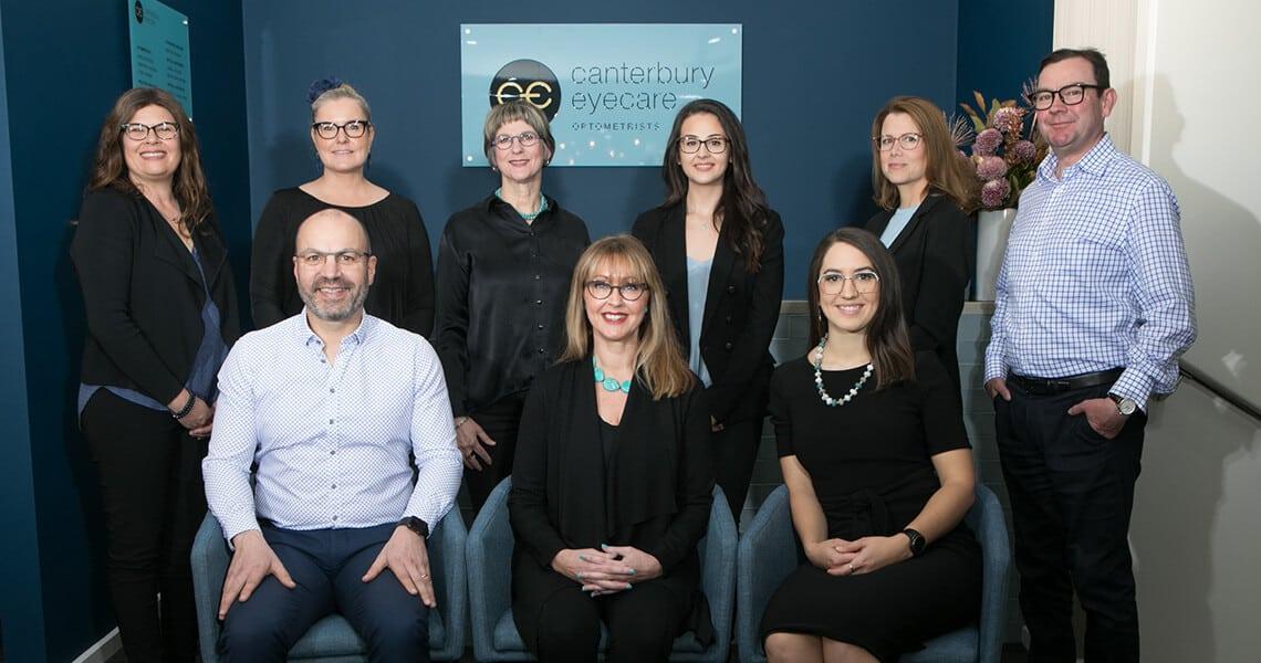 Our Team - Canterbury Eyecare