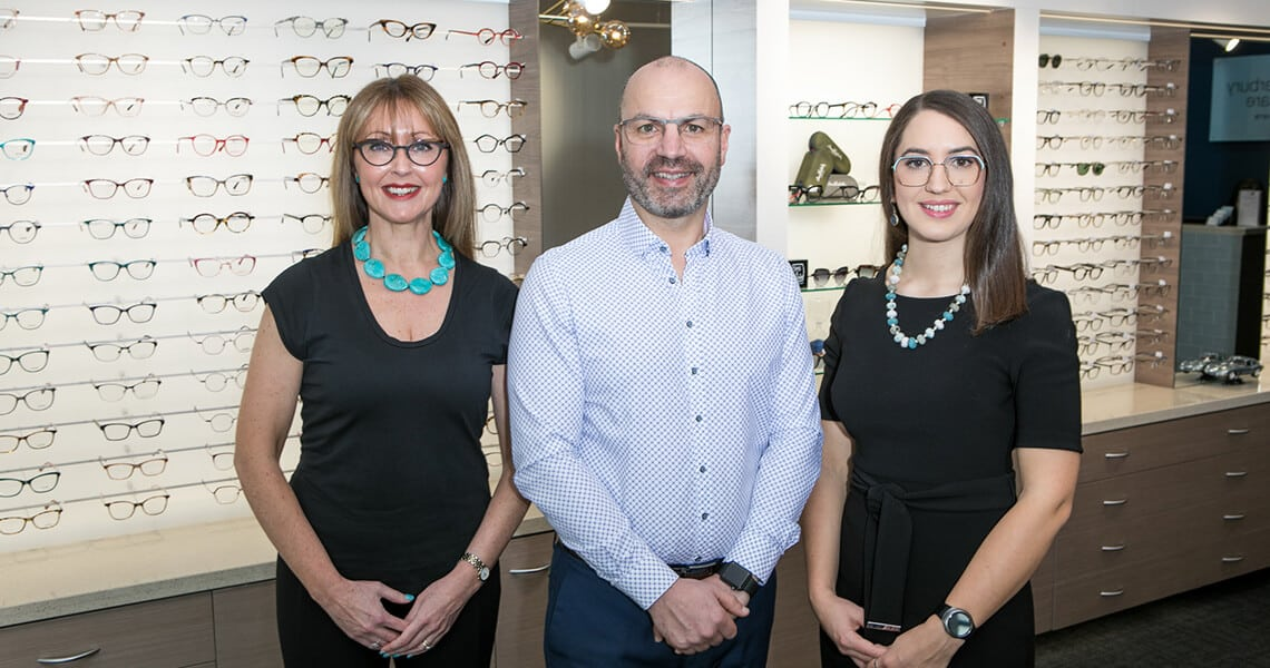 Why choose us - Canterbury Eyecare