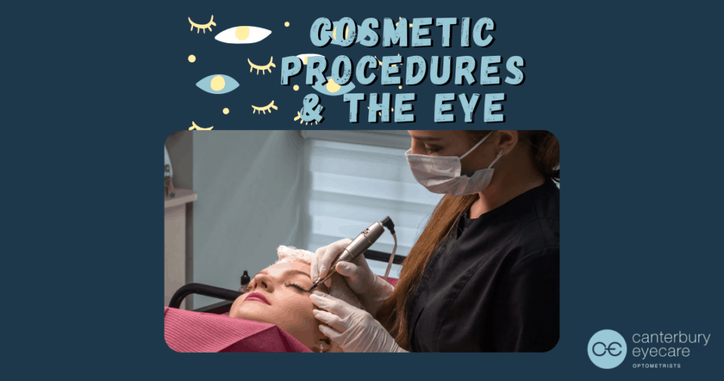 Beauty & Eyecare - Part 2: Make-Up and Cosmetic Procedures - Canterbury Eyecare